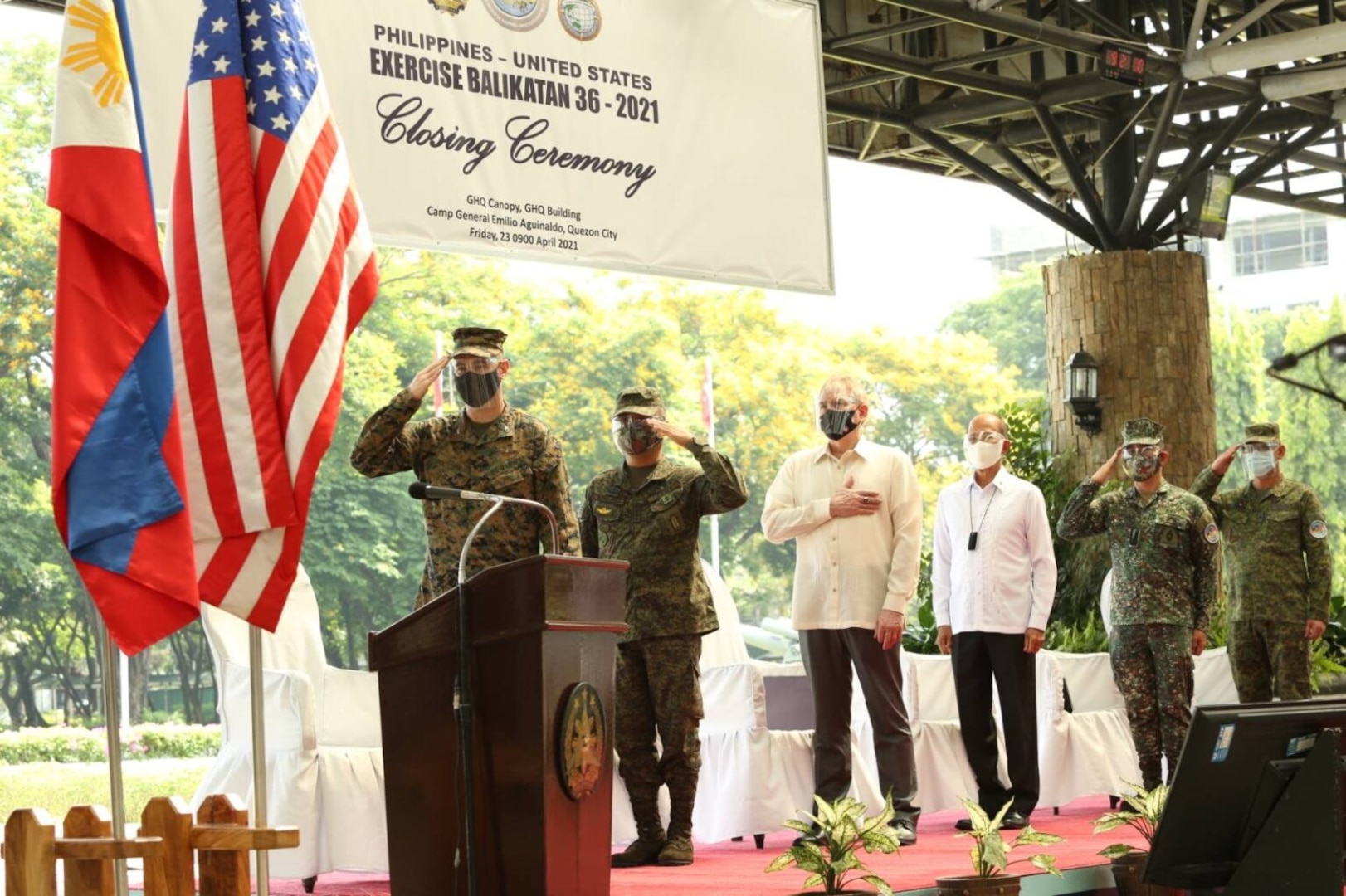 U.S. and Philippine Forces Conclude 36th Balikatan Exercise