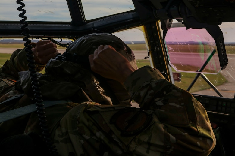 Ex COARSE GRIT: Elevating 317th AW Readiness for Future Conflict