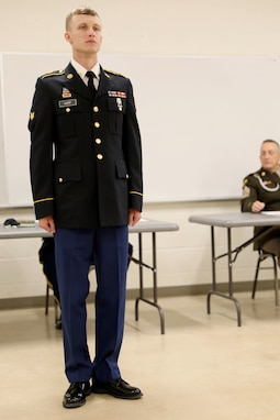 Military Intelligence Readiness Command Best Warrior Competition