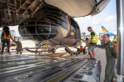 Airlift missions continues amidst the pandemic