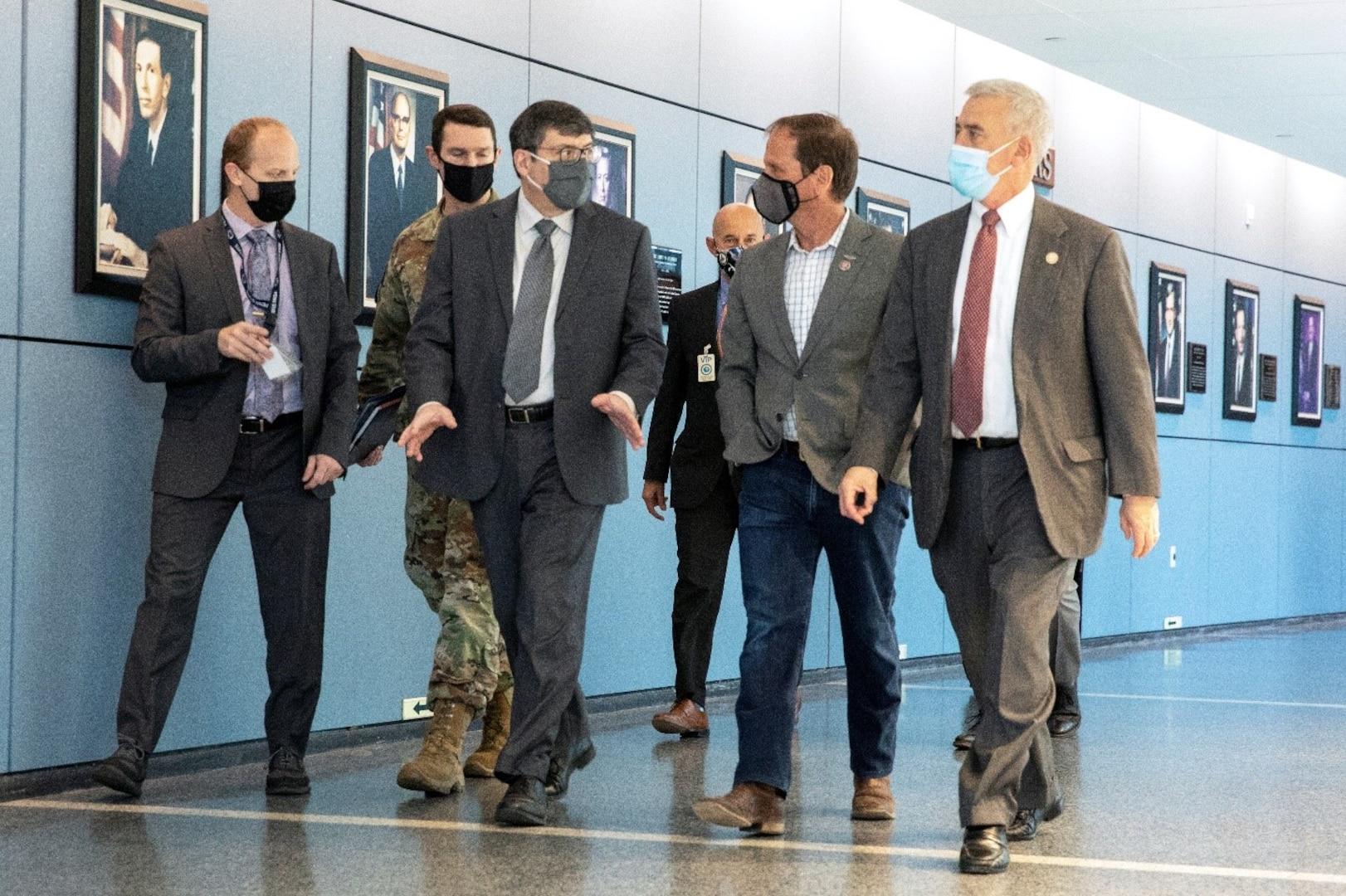 HPSCI representatives visit Westfields