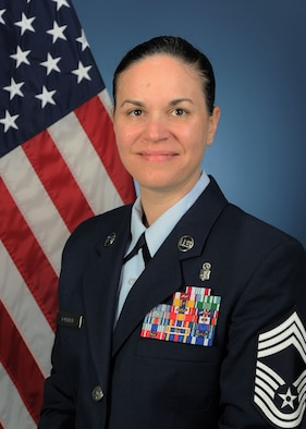 Image of an Airman in uniform.
