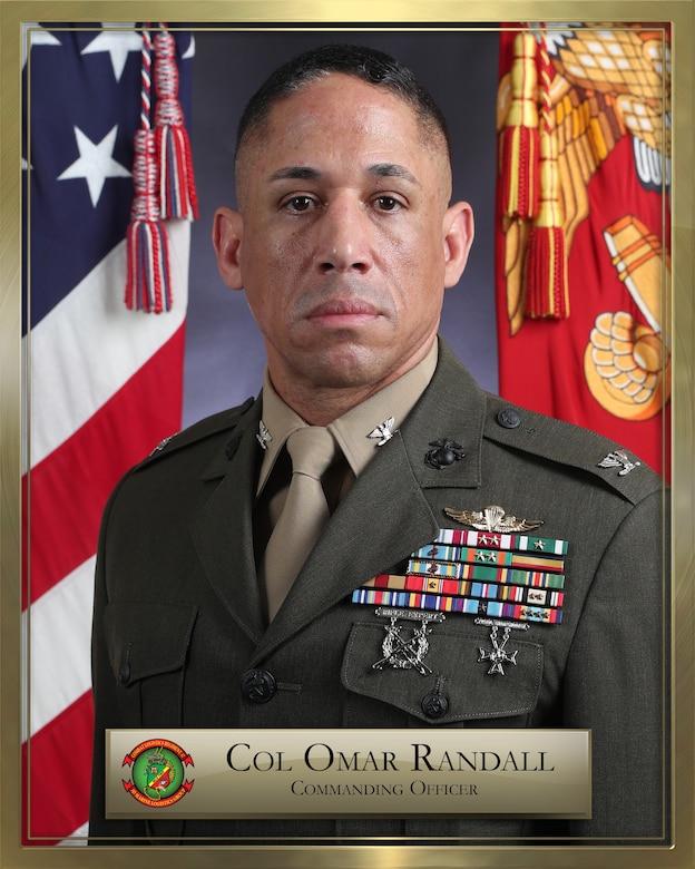 Col Randall's bio photo