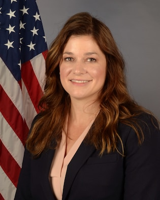 Portrait of Mrs. Rachel Phillips, 169th Fighter Wing, Sexual Assault Response Coordinator, McEntire Joint National Guard Base, South Carolina