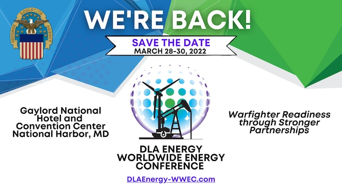 2022 Worldwide Energy Conference graphic