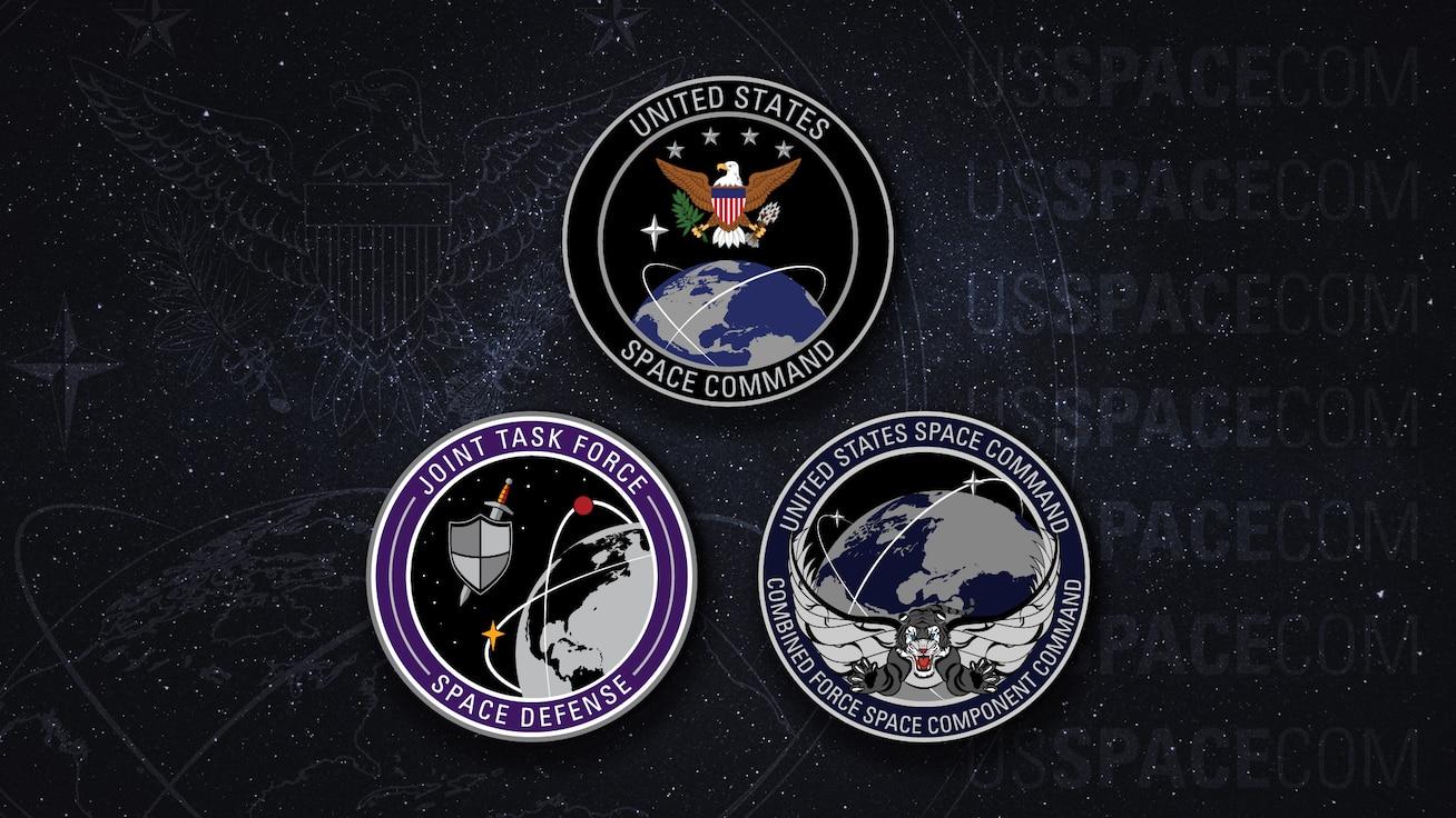 Space Command emblems