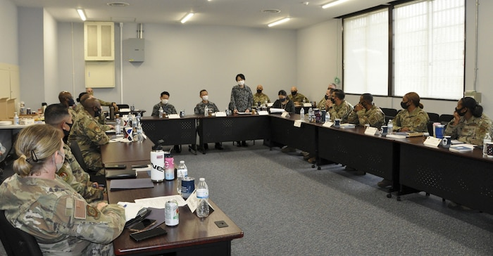 PACAF hosts orientation course for new chiefs