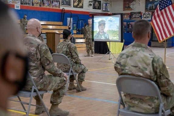 USARCENT celebrates Army Reserve 113th birthday