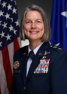 Maj Gen Sherrie McCandless