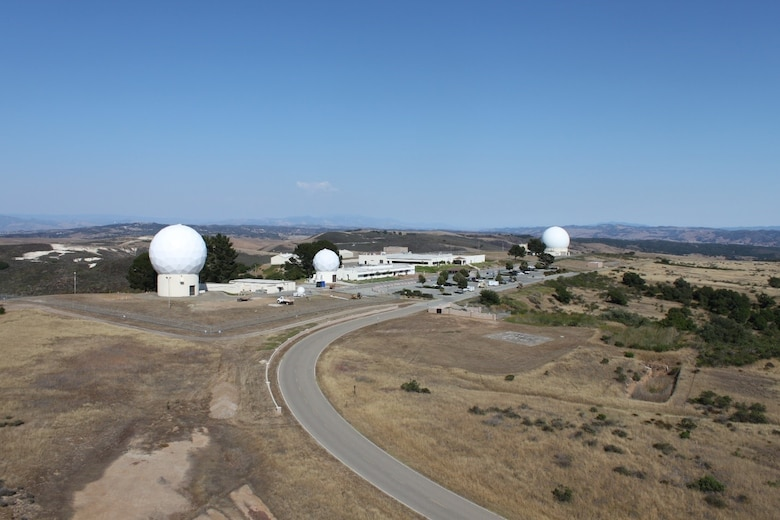 Photo of 148th Space Operation Squadron buildings
