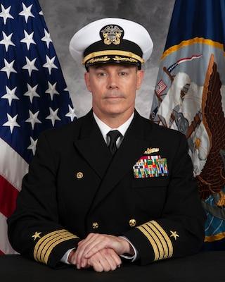 Captain Steven H. DeMoss