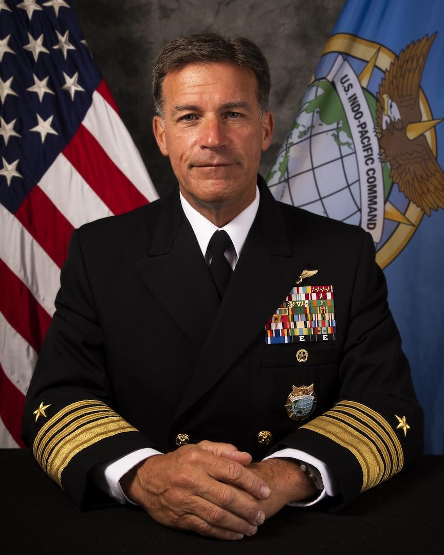 Admiral John C. Aquilino