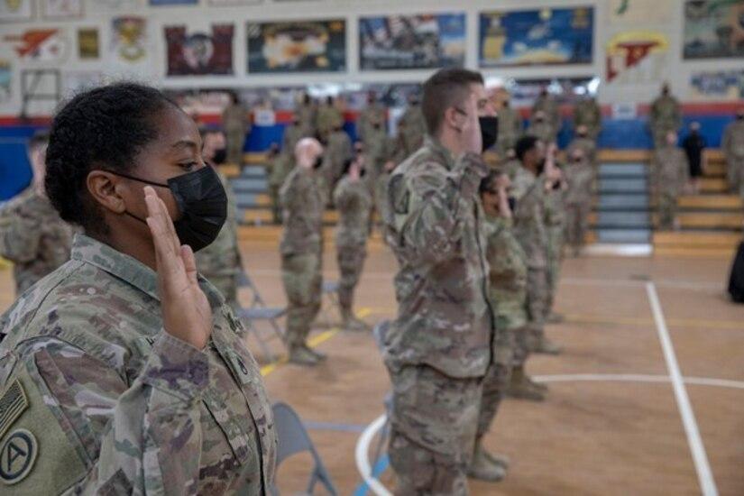 USARCENT celebrates Army Reserve 113th birthday
