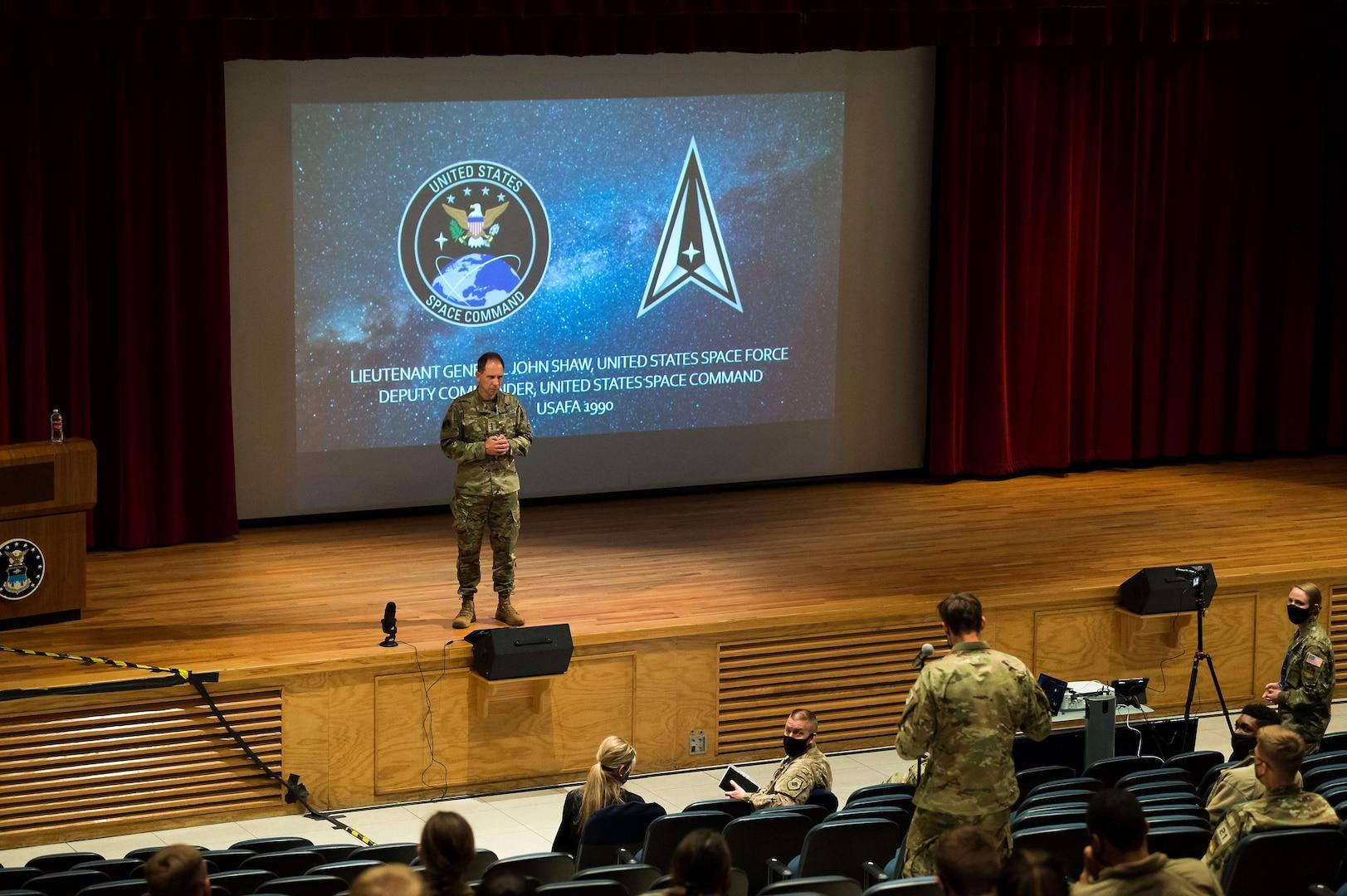 Space Command Visit