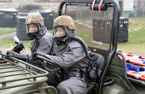 Army Reserve Soldiers gain valuable experience at Exercise Guardian Response