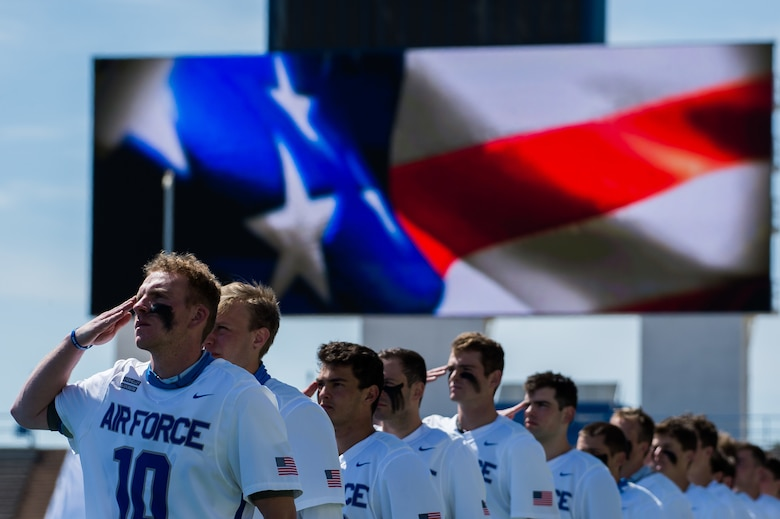 USAFA Lacrosse vs High Point University