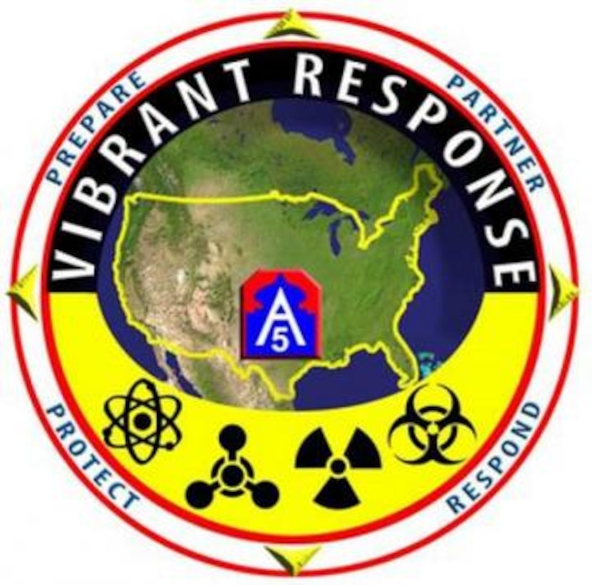 U.S. Army North conducts the Vibrant Response exercise annually as part its mission to train the nation's military CBRN response capability.