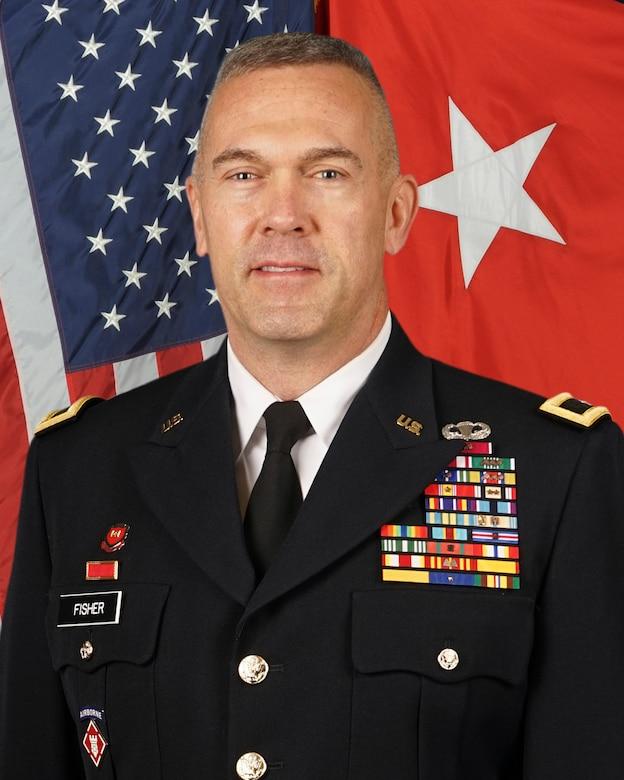 Brig. Gen. Thomas Fisher