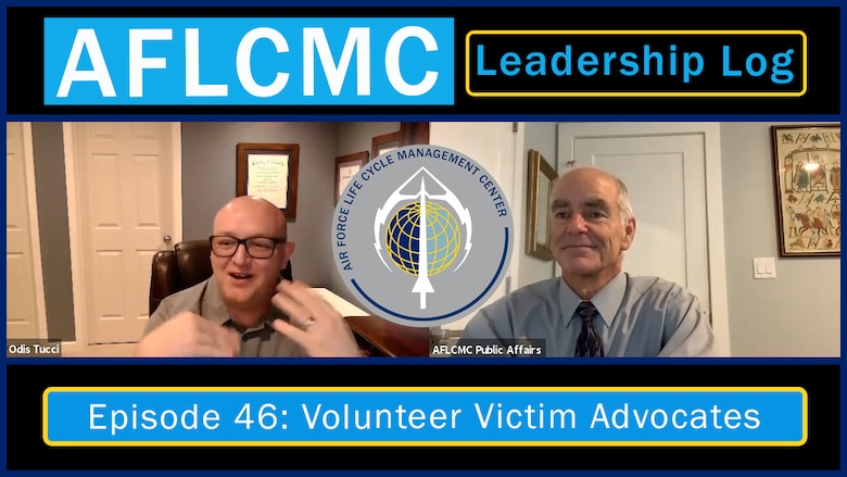 Leadership Log Episode 46: Volunteer Victim Advocates