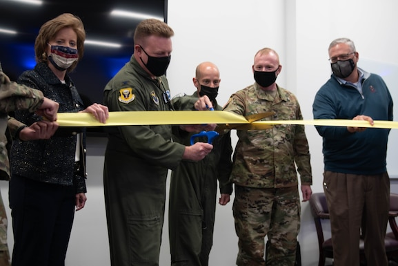 The deadliest building on the planet: B-2 Combined Operations Building opens at Whiteman AFB