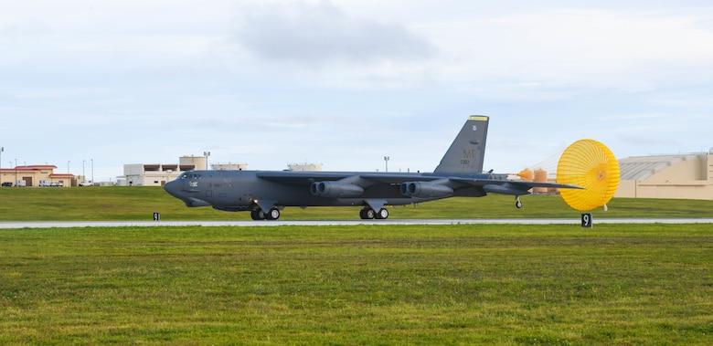 Bomber Task Force Guam