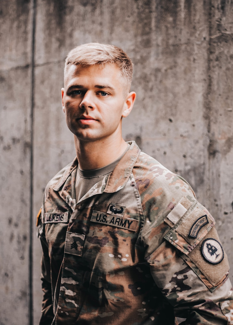 Sgt. Cole Lukens from the Tennessee Army National Guard's 208th Area Support Medical Company in Smyrna won the Army National Guard's Best Warrior Competition in Arizona on July 23 and is the 2021 Army National Guard Soldier of the Year.