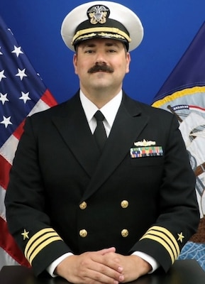 Commander Daniel Supple