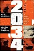 Book Cover: 2034