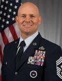Photo of Chief Master Sergeant Matthew Coltrin