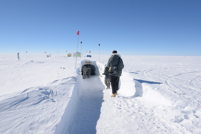 Greenland Ice Core Project (GRIP) site