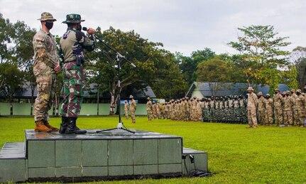 Garuda Shield 2021 Military Exercise