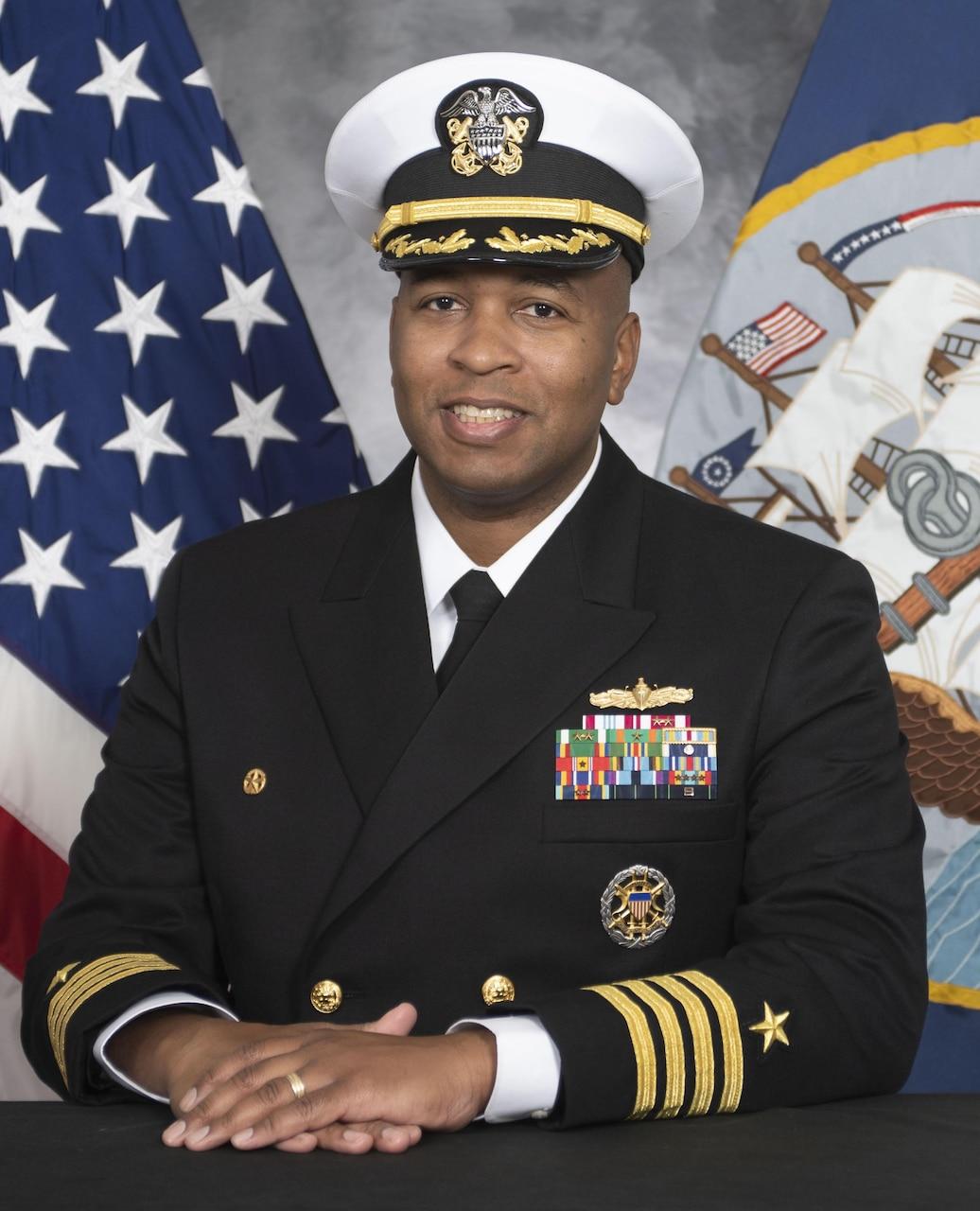 Captain Sharif H. Calfee