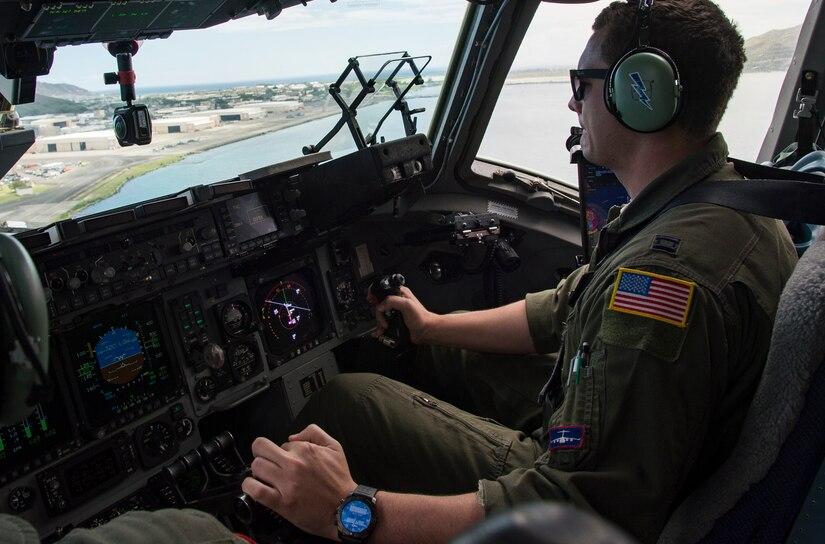 U.S. Air Force Captain Ryan McGuire