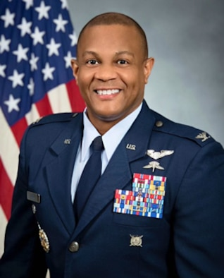 Col Irick official photo