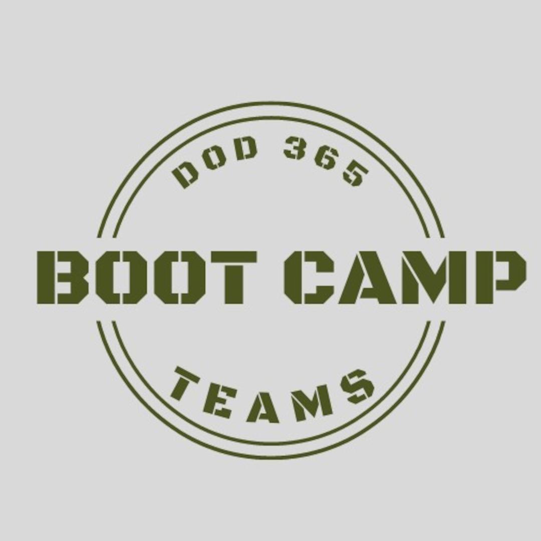 DOD 365 Teams Boot Camp Logo