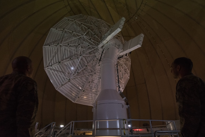 Air Force Satellite Control Network