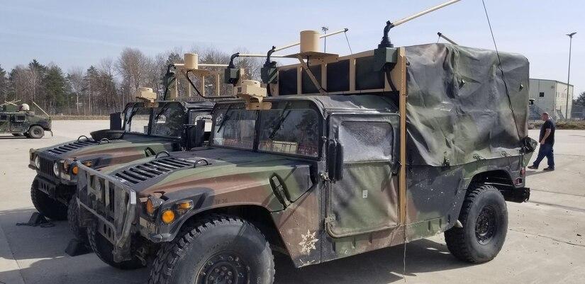 Photo of Military Vehicle