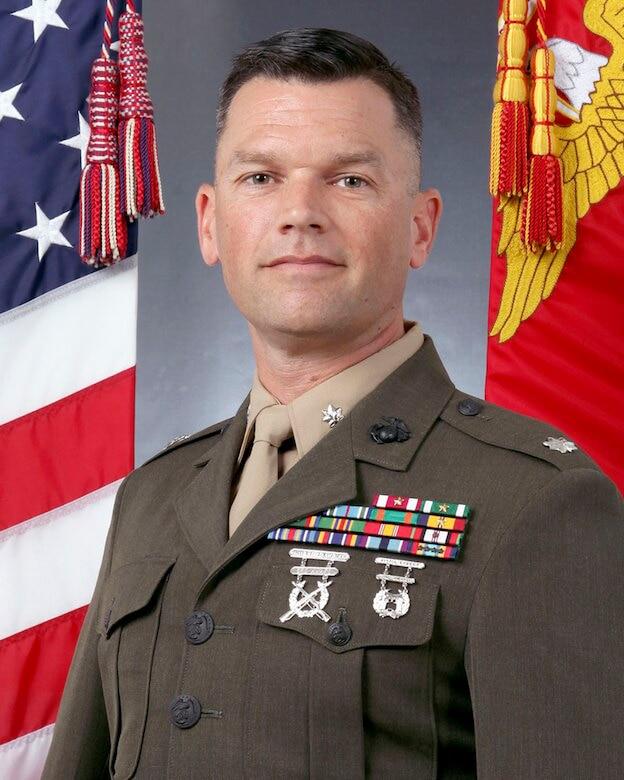 Lieutenant Colonel Matthew E. Hall