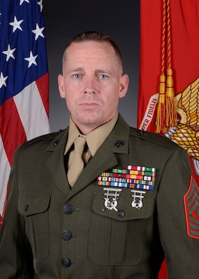 Inspector-Instructor First Sergeant, Detachment Delta