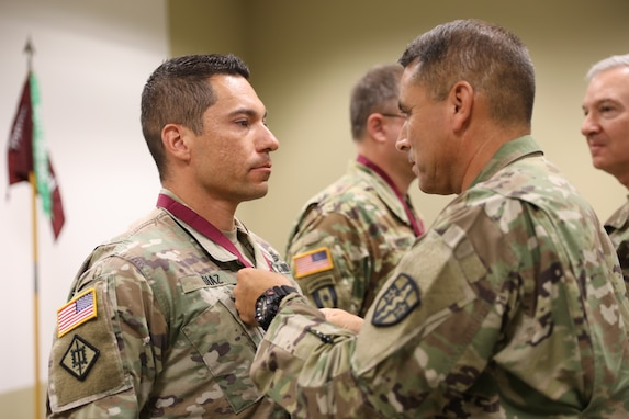 MRTC Soldiers inducted into Order of Military Medical Merit
