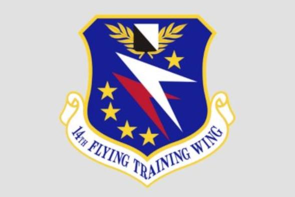 14th Flying Training Wing shield