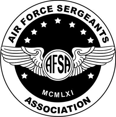 Air Force Sergeants Association (AFSA) logo