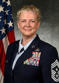 Official biography of Chief Master Sgt. Stephanie A. Cates