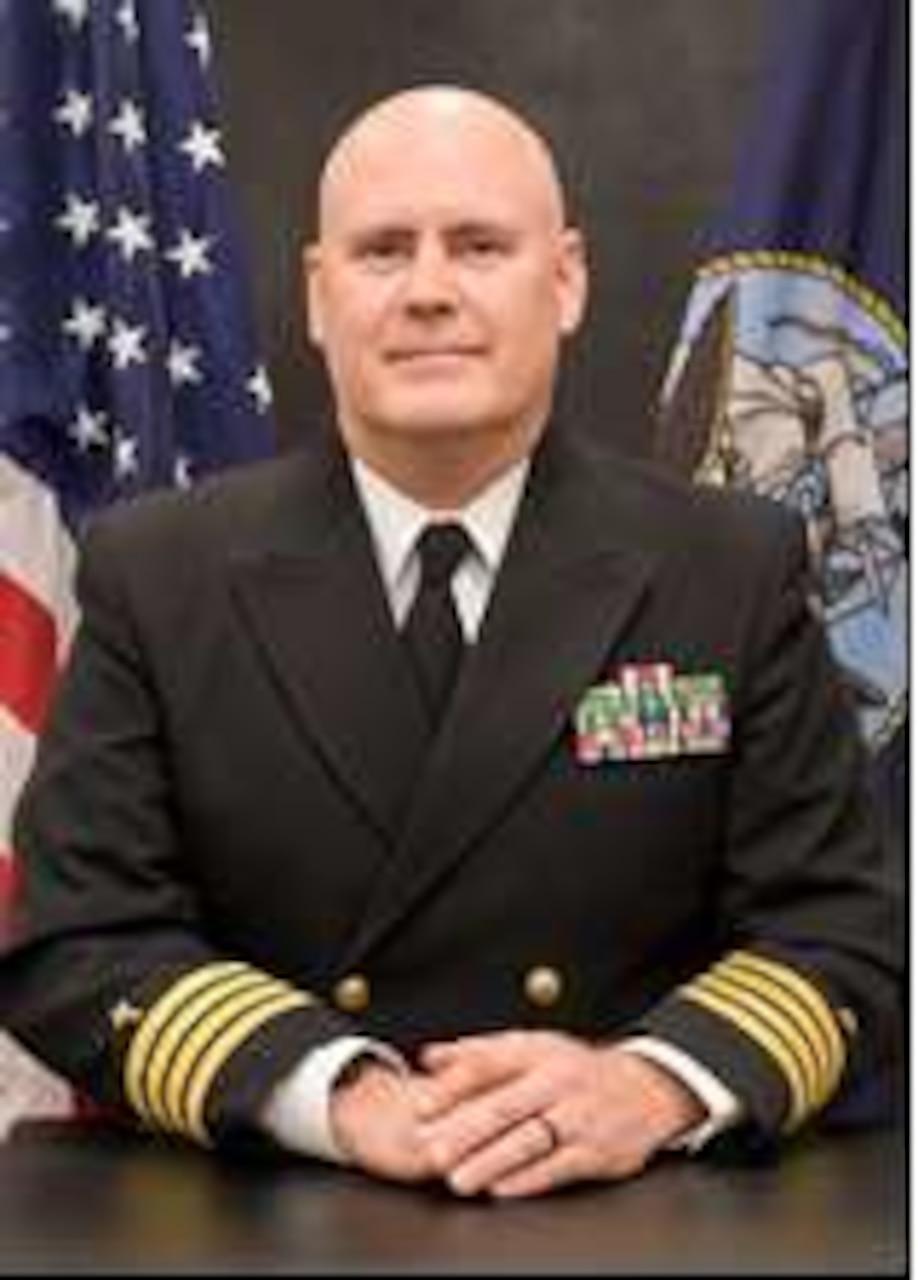 Captain Richard Ryan