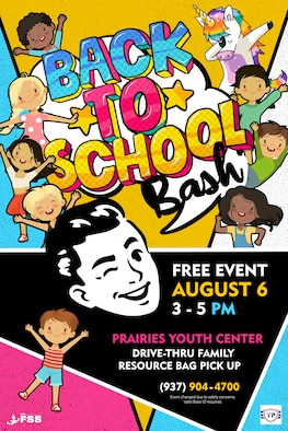 Kids can gear up for new school year