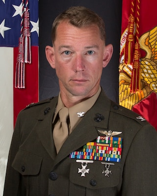 CHIEF OF STAFF, 4TH MARINE AIRCRAFT WING