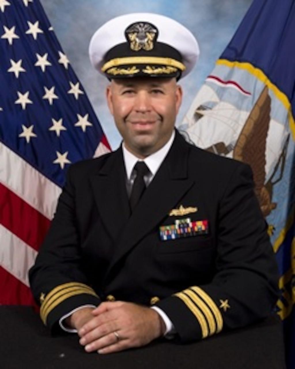 Commander Victor Jose Boza