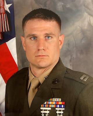 Company Commander,  Fourth Law Enforcement Battalion