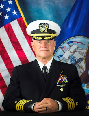 Official biography photo of Capt. James S. Carmichael, executive officer, Fleet Readiness Center West.