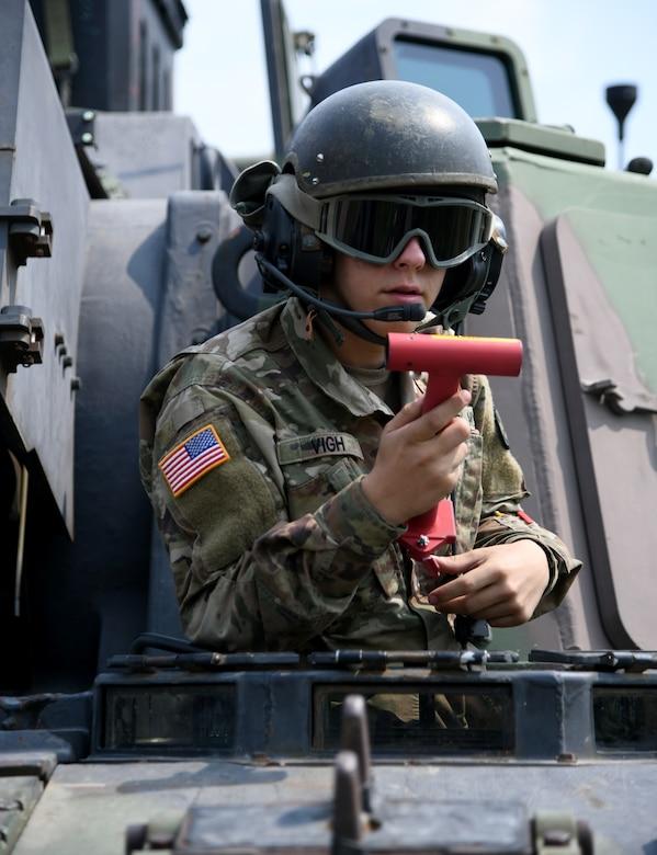 Grayling MATES attracts WV Field Artillery Regiment